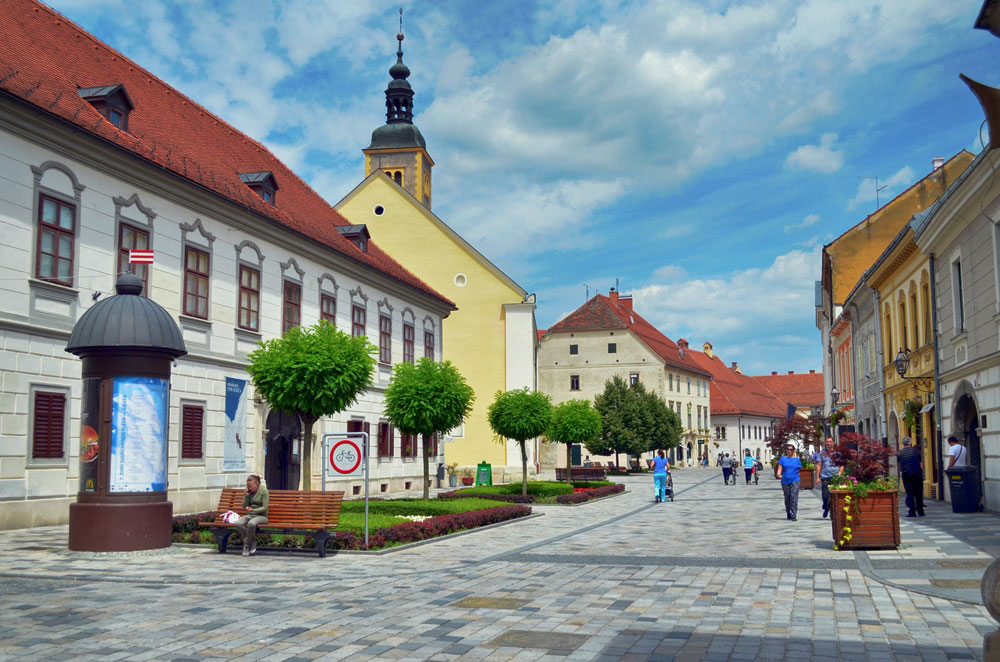 Did you know that Varazdin is often called Little Vienna, since it is similar to the capital of Austria?