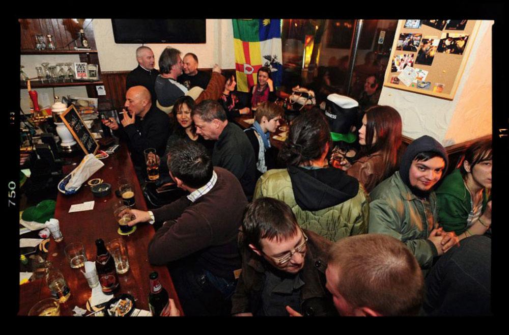 pubs in zagreb o sheridans