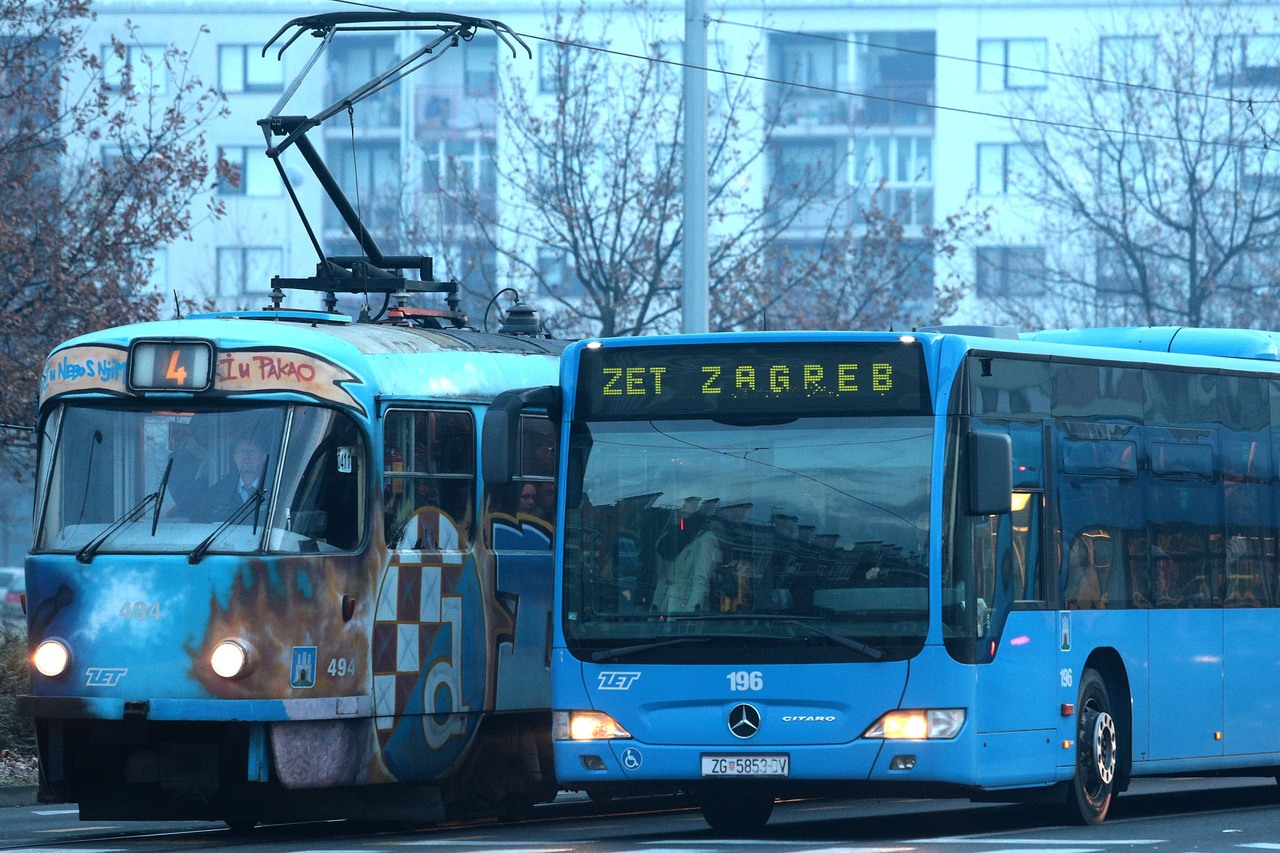 PUBLIC TRANSPORT IN ZAGREB (2)