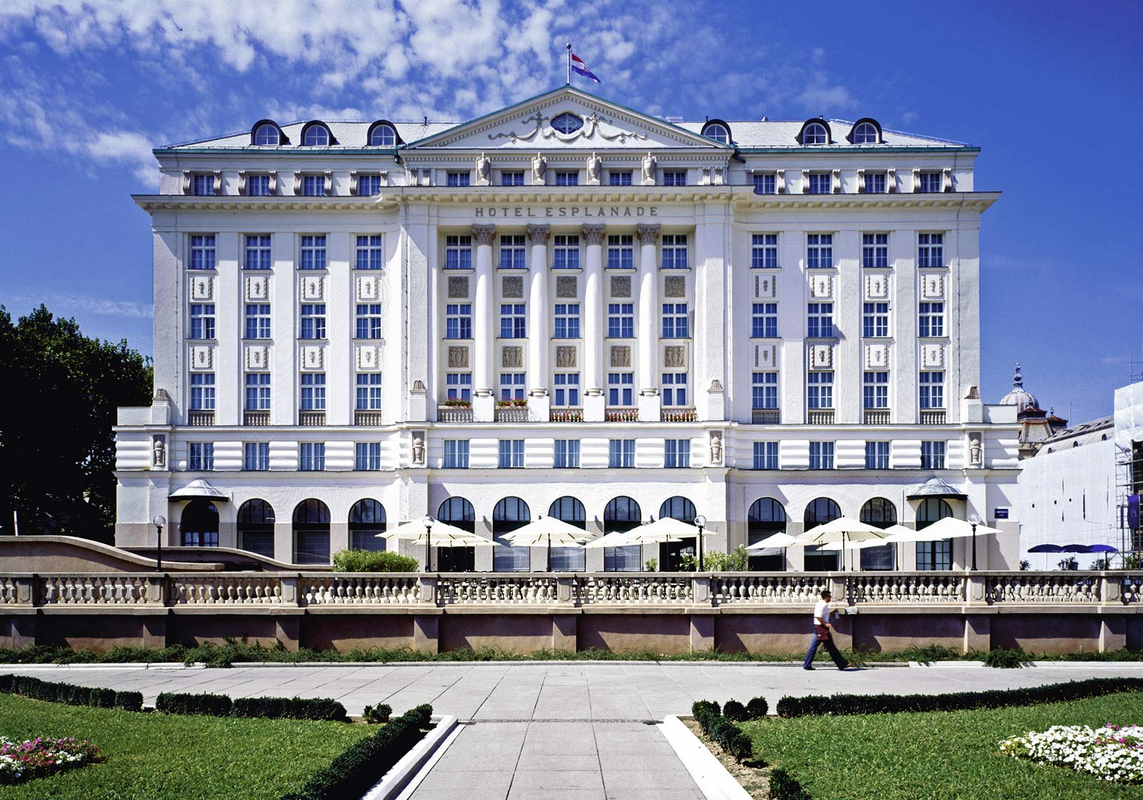 Esplanade zagreb hotel 7 for Hotels zagreb
