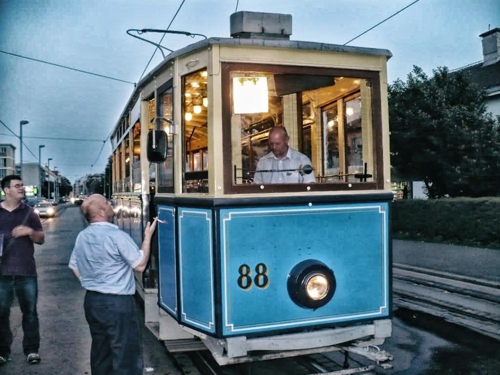 zagreb museums tram
