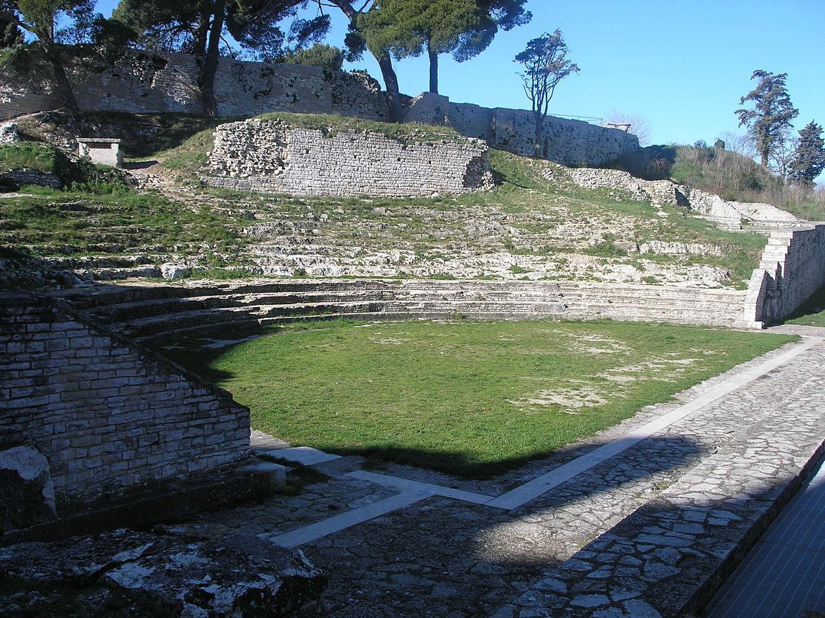 Top 10 Roman Empire monumensts Pula
