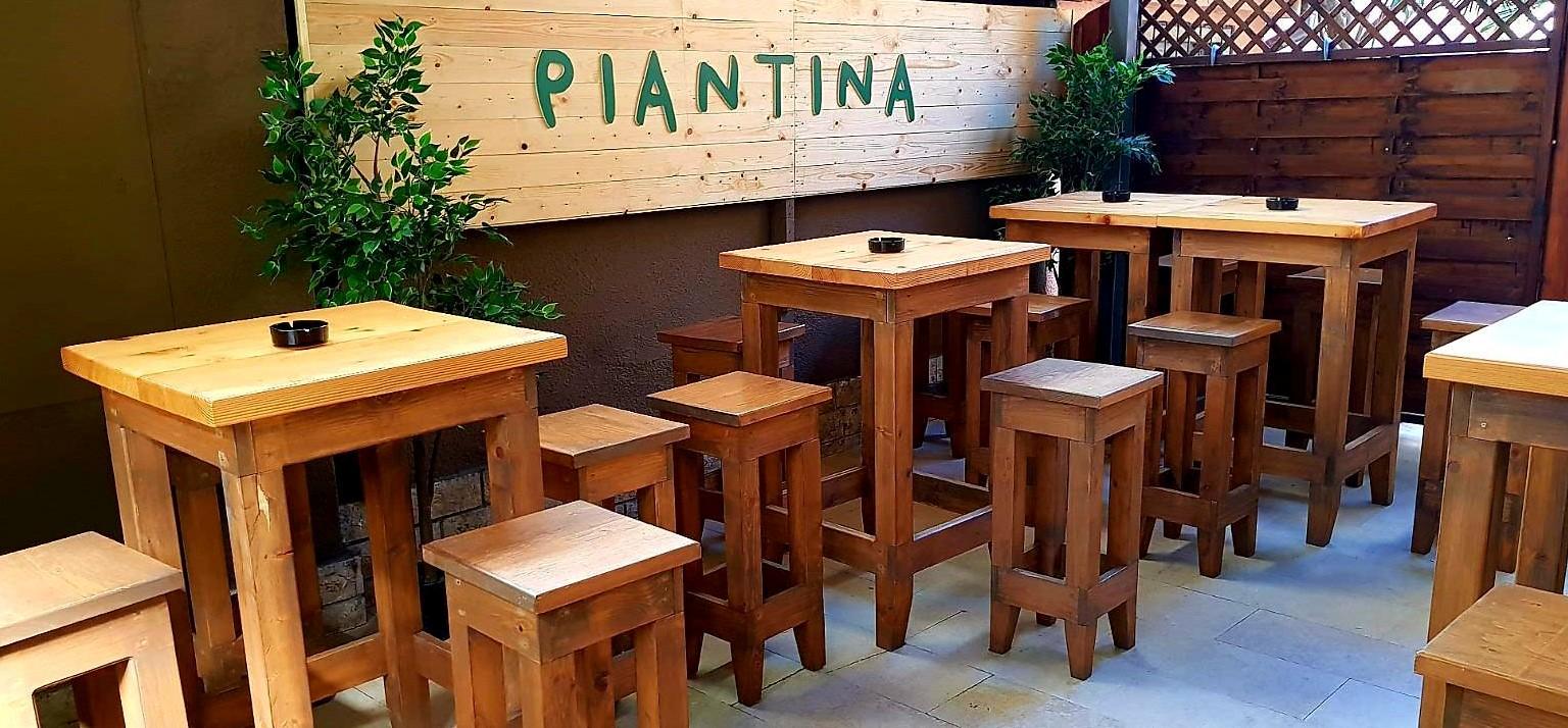 Fine Fast food Piantina terasa