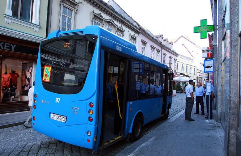 Bus no. 150 – Possibly the shortest public transport bus ride in the world