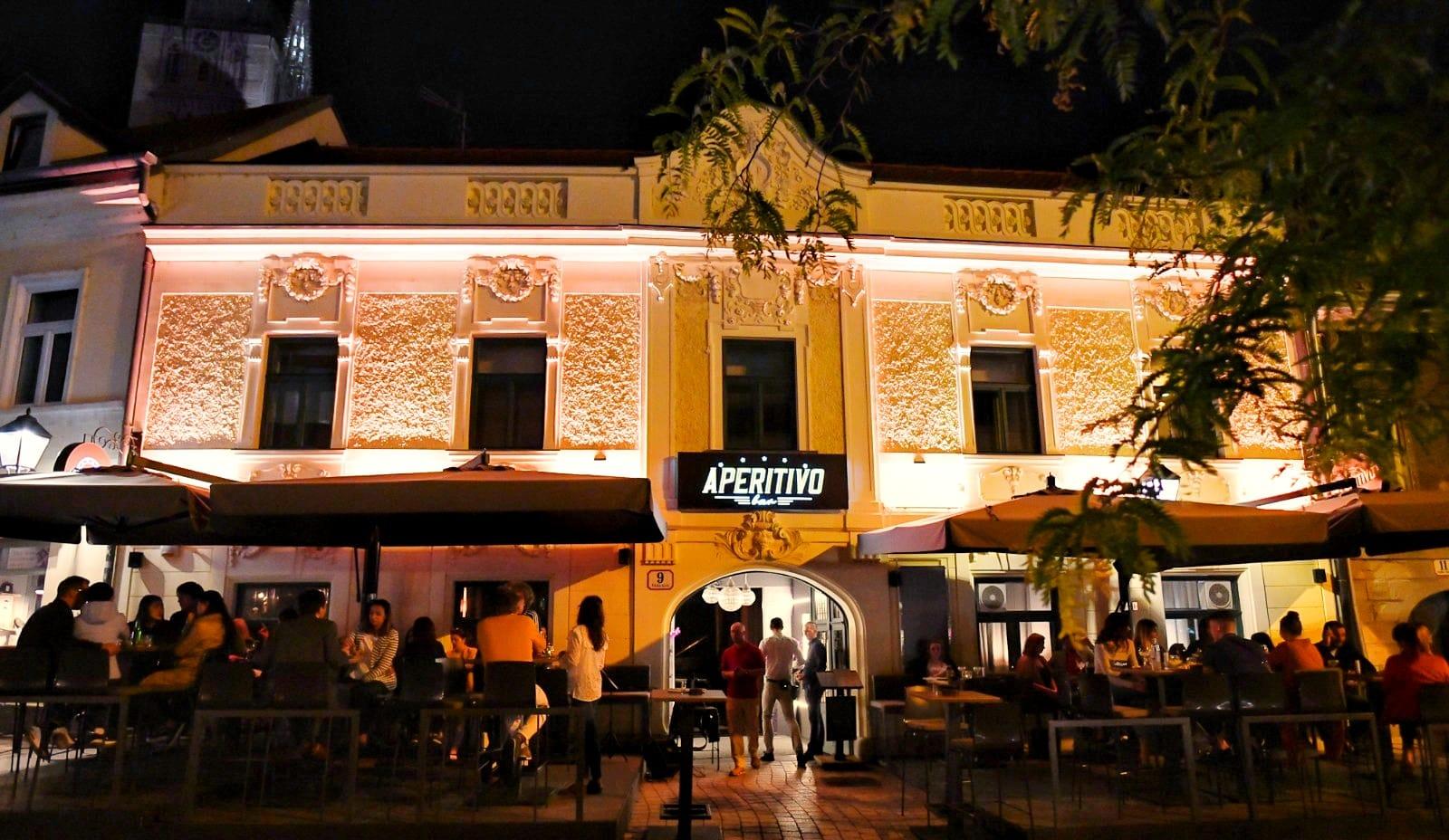 Aperitivo bar Zagreb