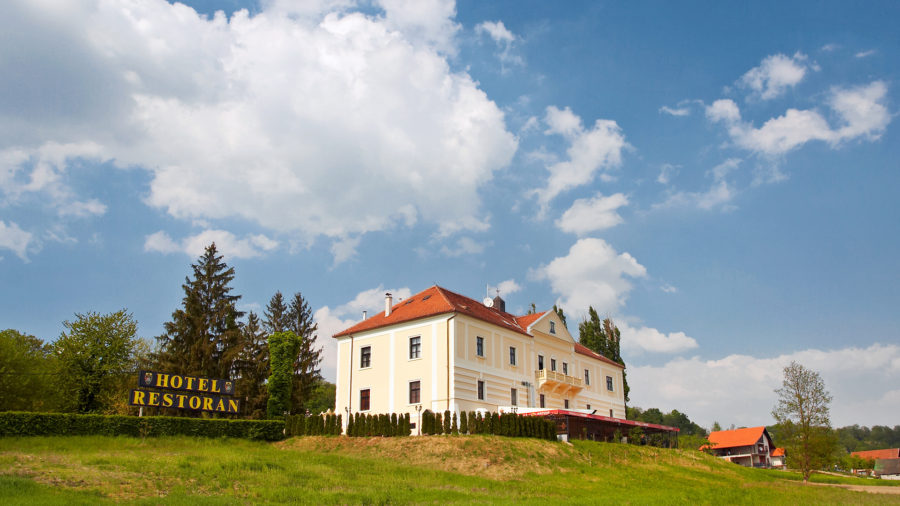 Castle Gjalski, Croatia