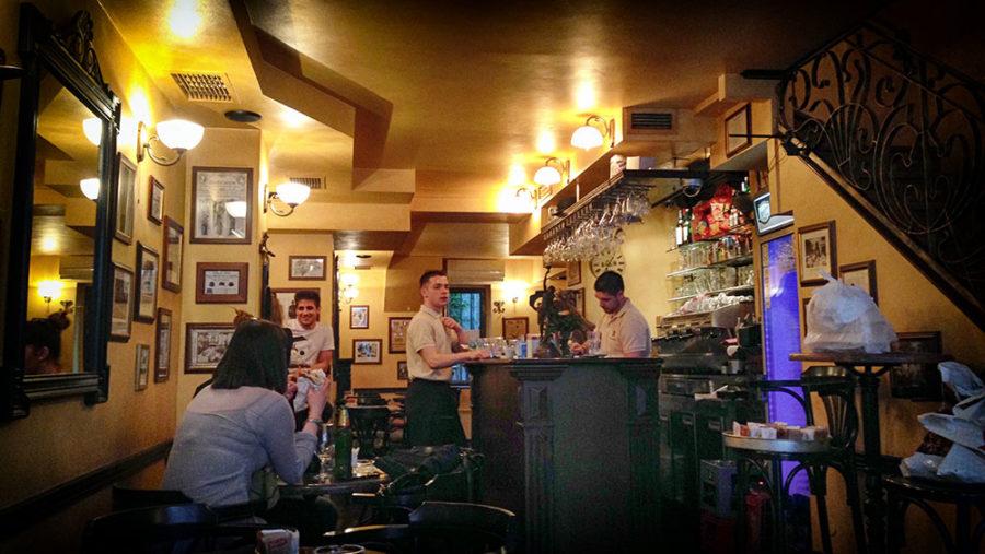 Kavanica Coffee Bar: For True Ladies and Gentlemen
