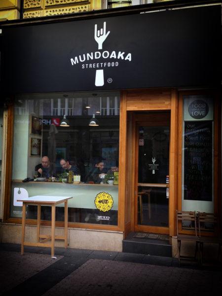 Mundoaka street food Zagreb