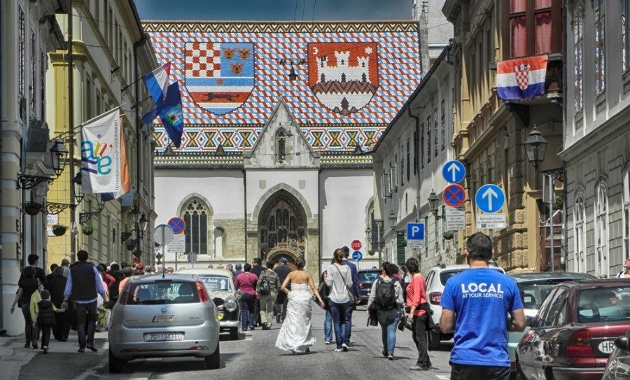 Top 5 Zagreb selfie monuments