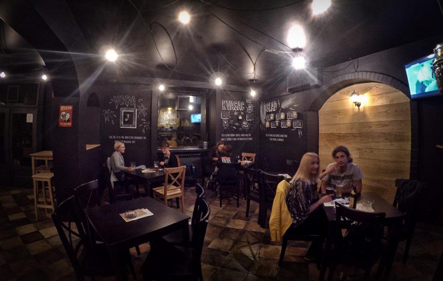 Hop In Craft Beer Bar Zagreb