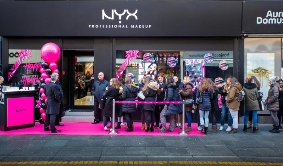 NYX professional make up Zagreb