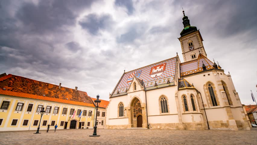 Top 5 Upper Town Sights in Zagreb