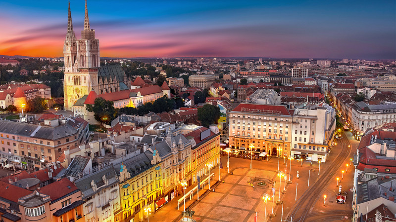 Top 10 Zagreb City Sights