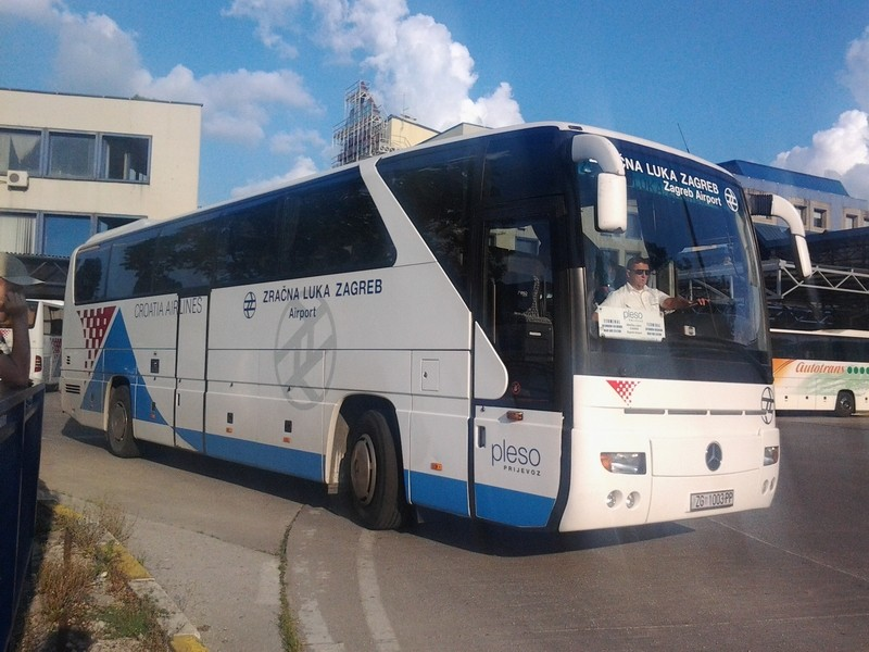 PUBLIC TRANSPORT IN ZAGREB