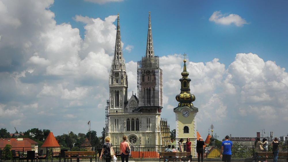 TOP ZAGREB VIEWPOINTS