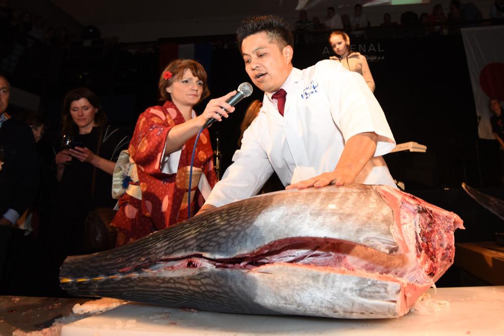 Tuna, Sushi and Wine Festival