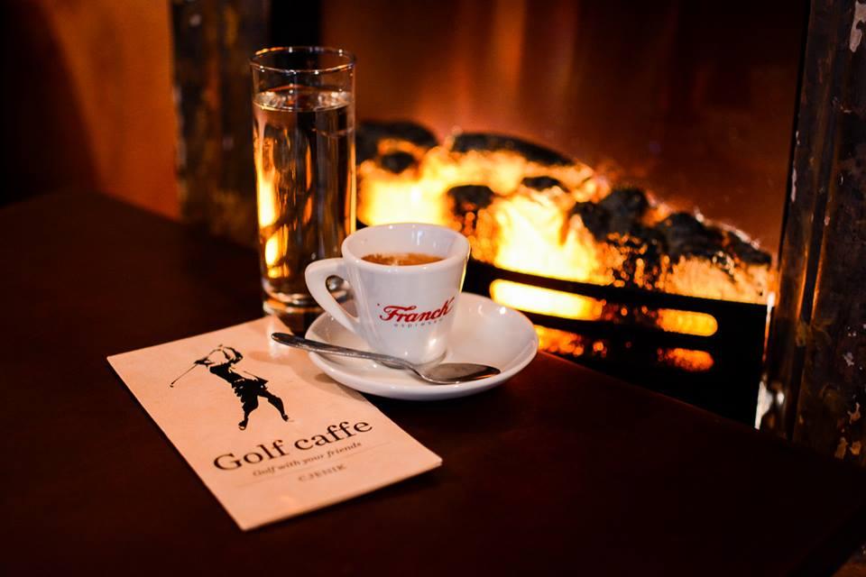 CAFE GOLF