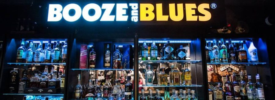 Booze and Blues, blues and jazz club in Zagreb