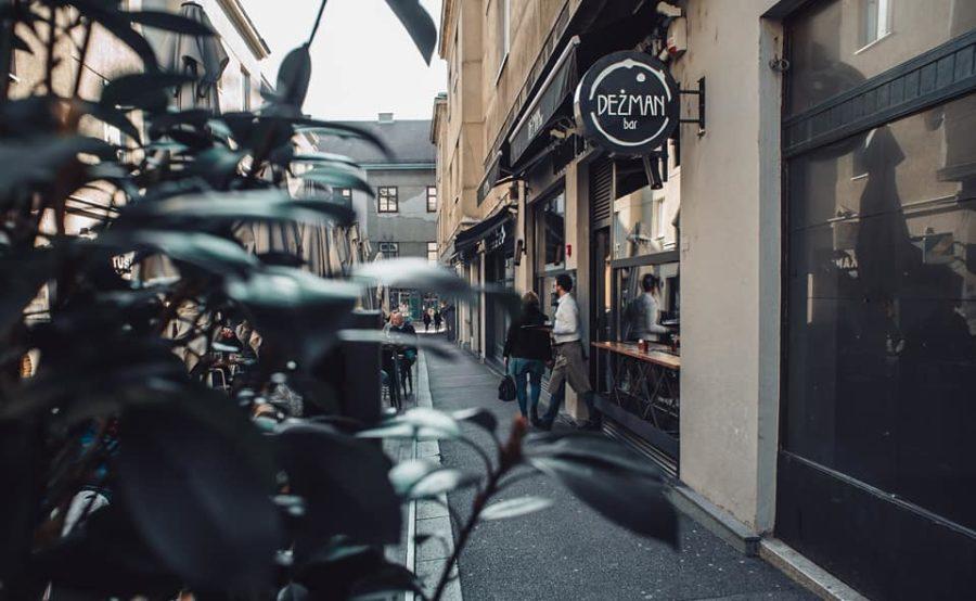 Dežman bar Zagreb