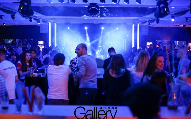 Gallery Club in Zagreb