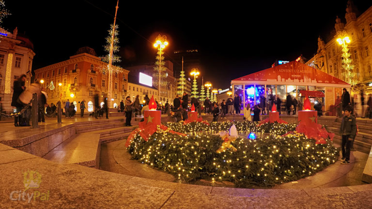 Spend Christmas Time in Zagreb