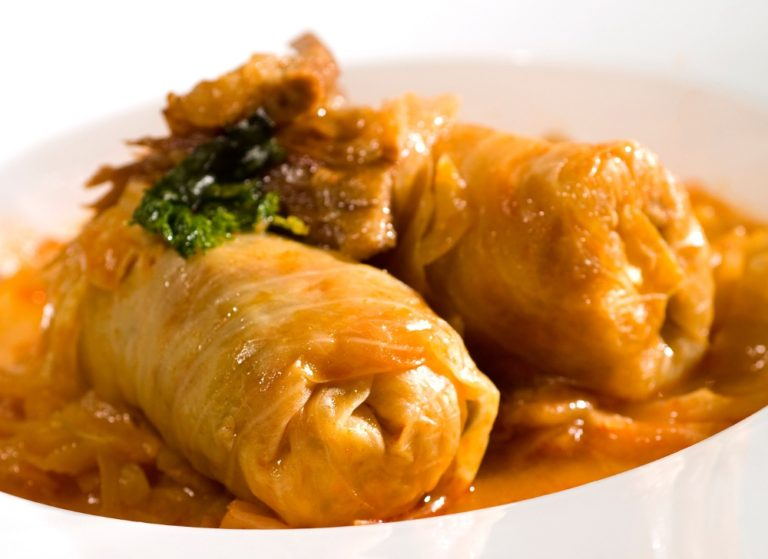 Croatian winter dish – Sarma