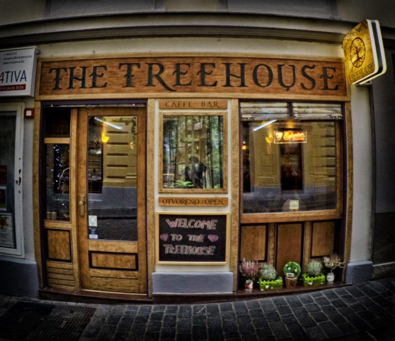 The Treehouse caffe