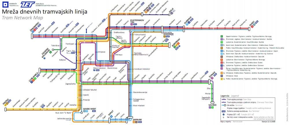 Public Transport In Zagreb Citypal