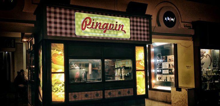 Sandwich Bar Pingvin