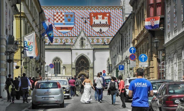 Top 5 Zagreb selfie monuments