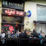 Locals favor Caffe and night bar in Zagreb!