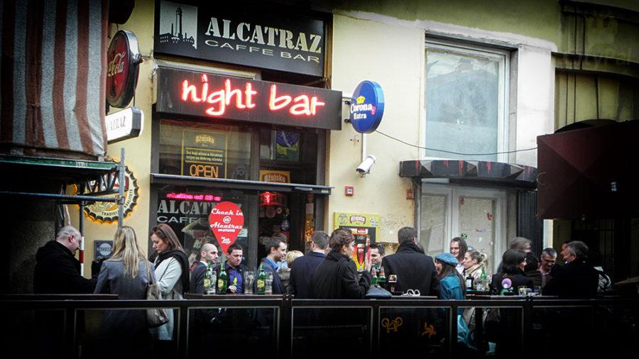 Caffe Bar Alcatraz Zagreb