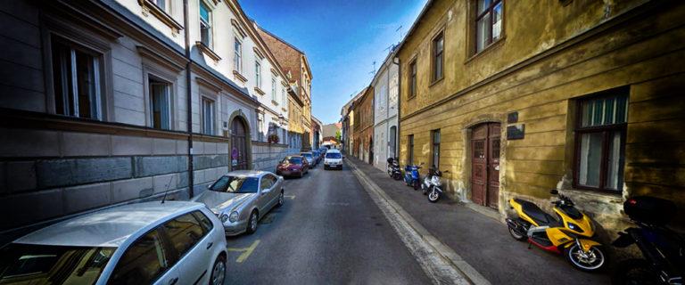 Basaricekova Street Zagreb: Hommage to History