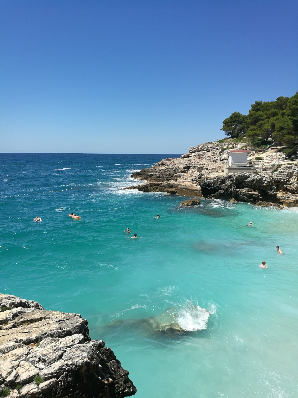 Best family beaches Pula