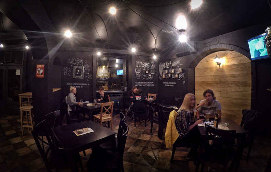 Hop In Craft Beer Bar Zagreb