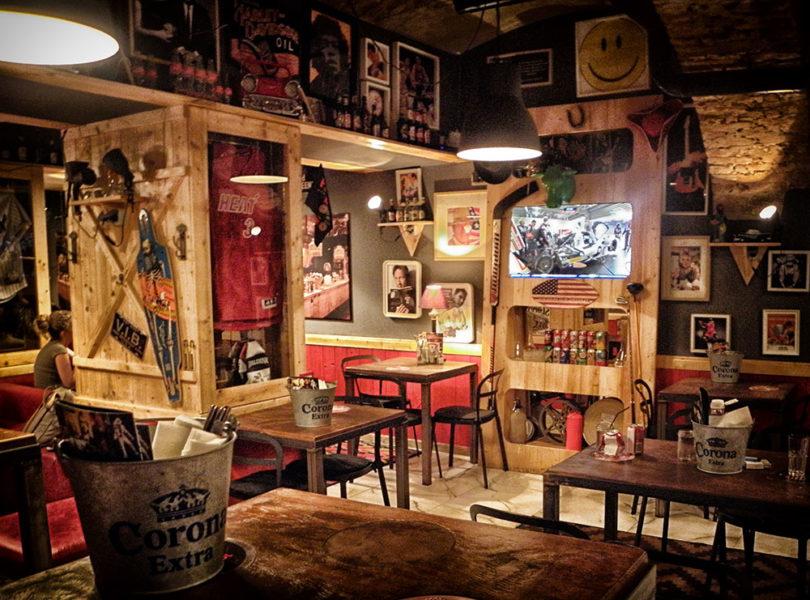 Papa's American Bar Zagreb