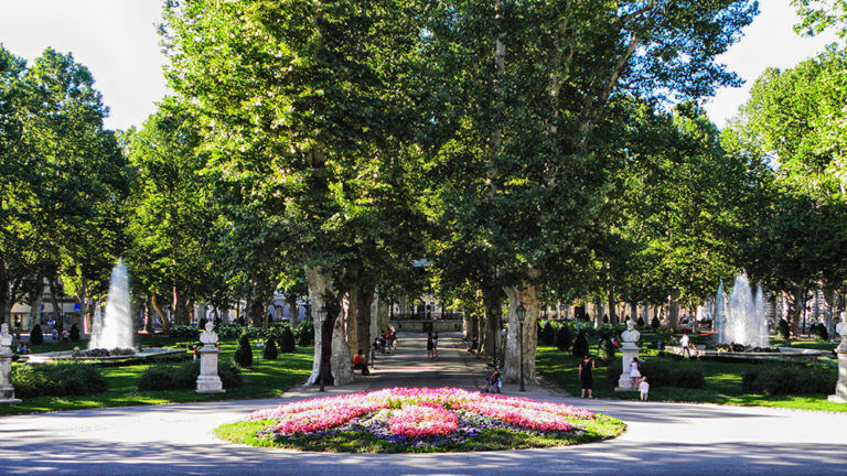 The Most Beautiful Parks in Zagreb