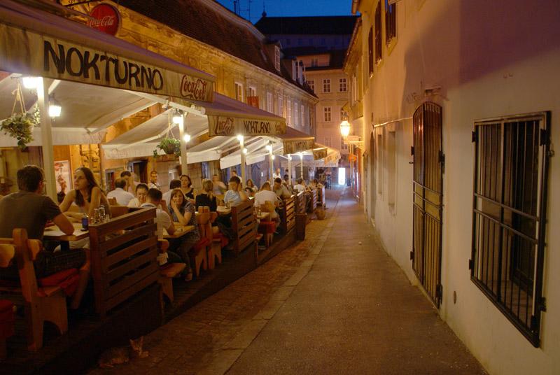 Nokturno restaurant Zagreb - CityPal