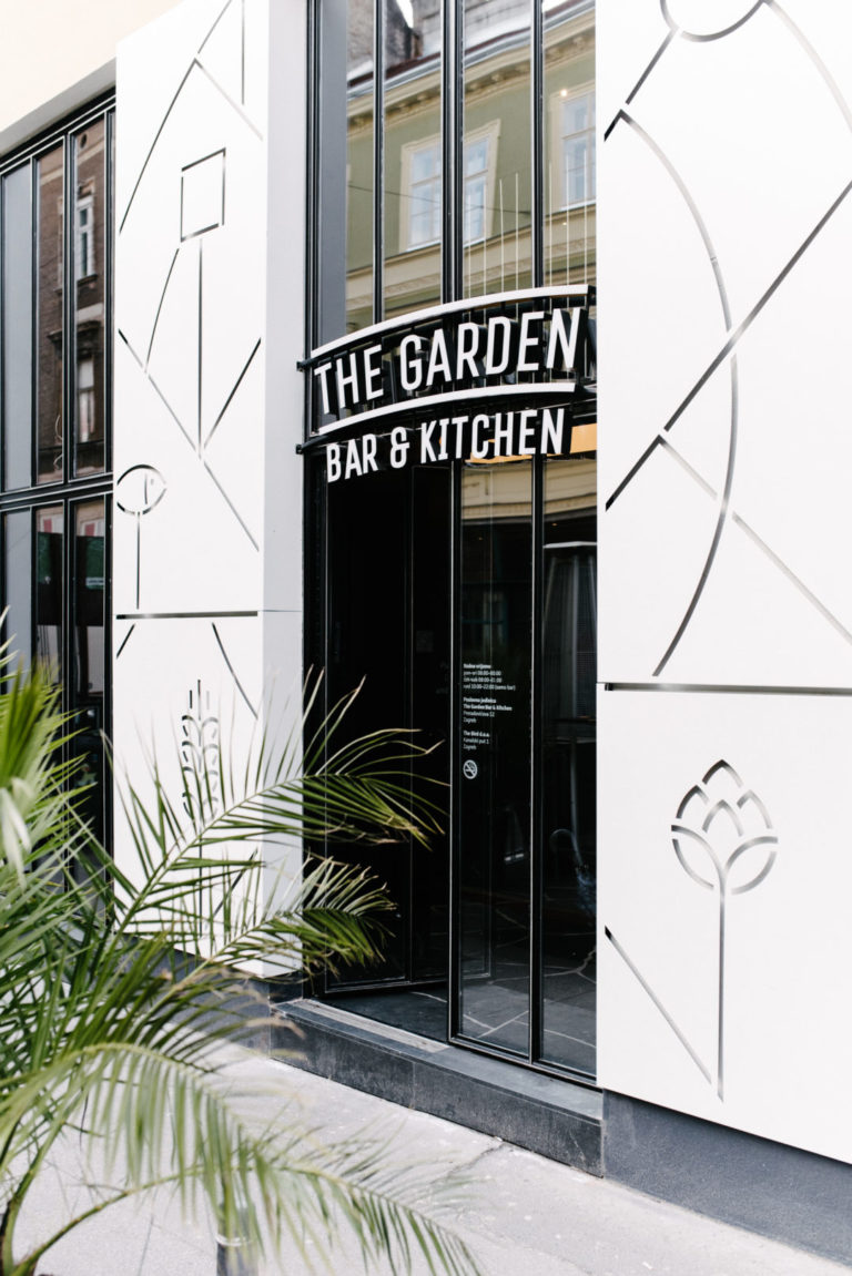 The Garden Bar & Kitchen