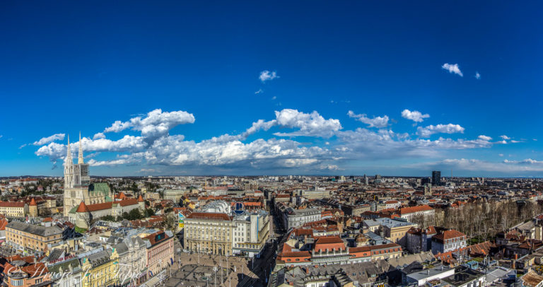 Zagreb 360 ° – Zagreb Eye observation deck and event venue in the Heart of Zagreb