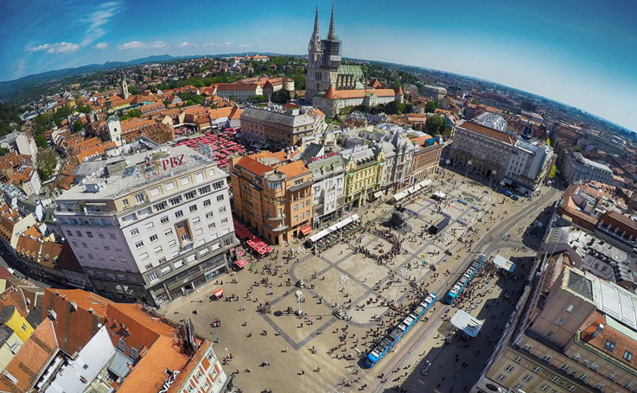 Zagreb 360° – observation deck and event venue
