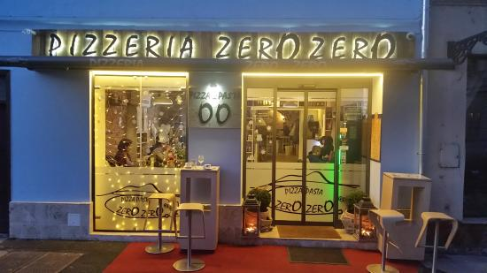Italian pizza in Zagreb Zero Zero
