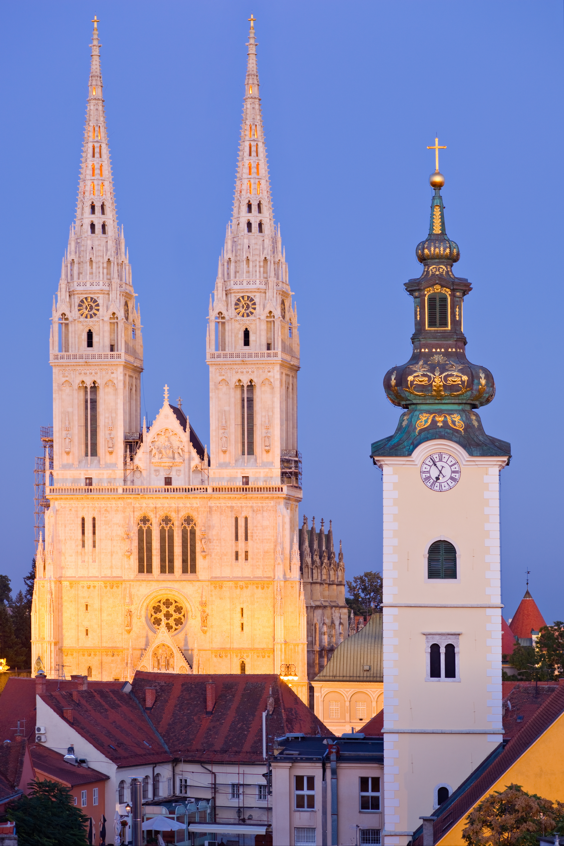 Top 10 Zagreb City Sights What To See In Zagreb