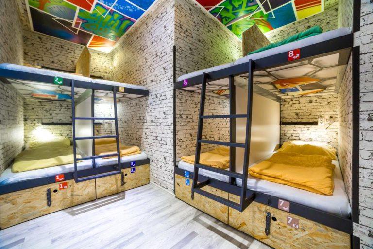 Top 5 Hostels in Zagreb