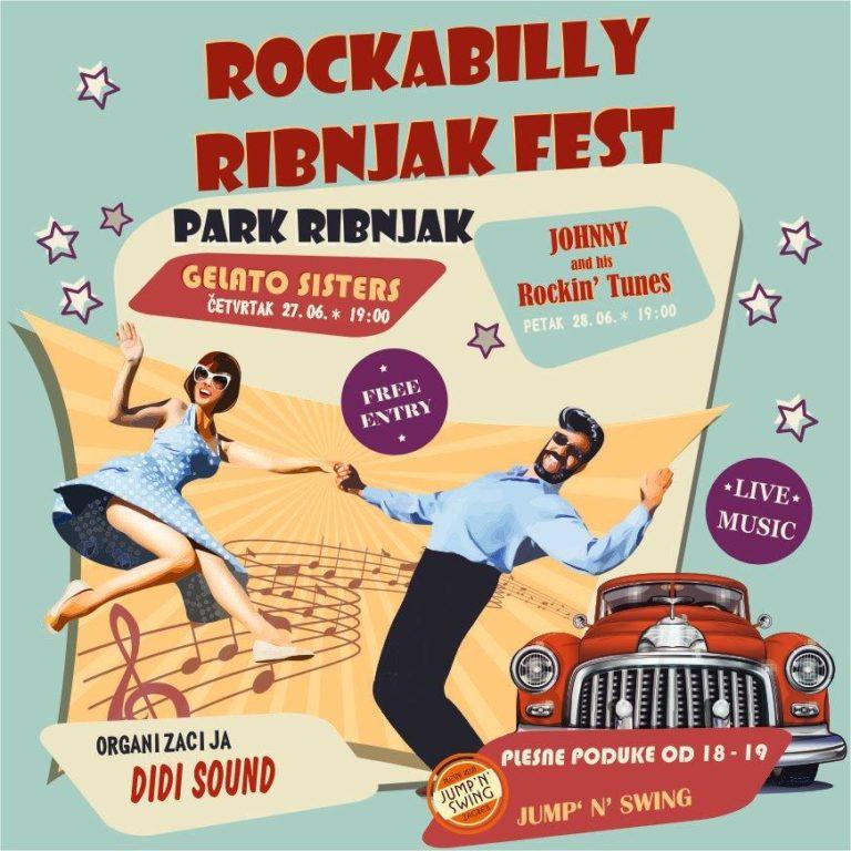 Rockabilly Ribnjak Fest