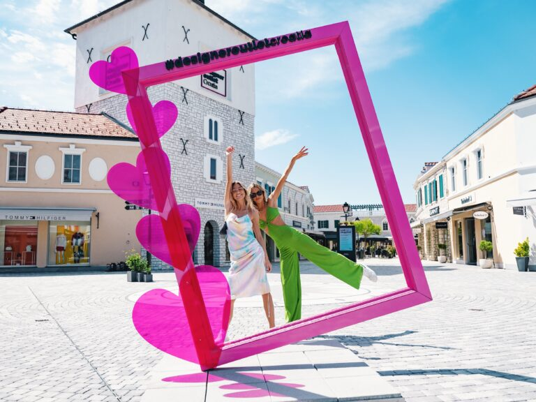 The best fashion outlet in Croatia