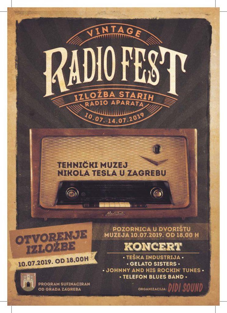 Vintage radio fest