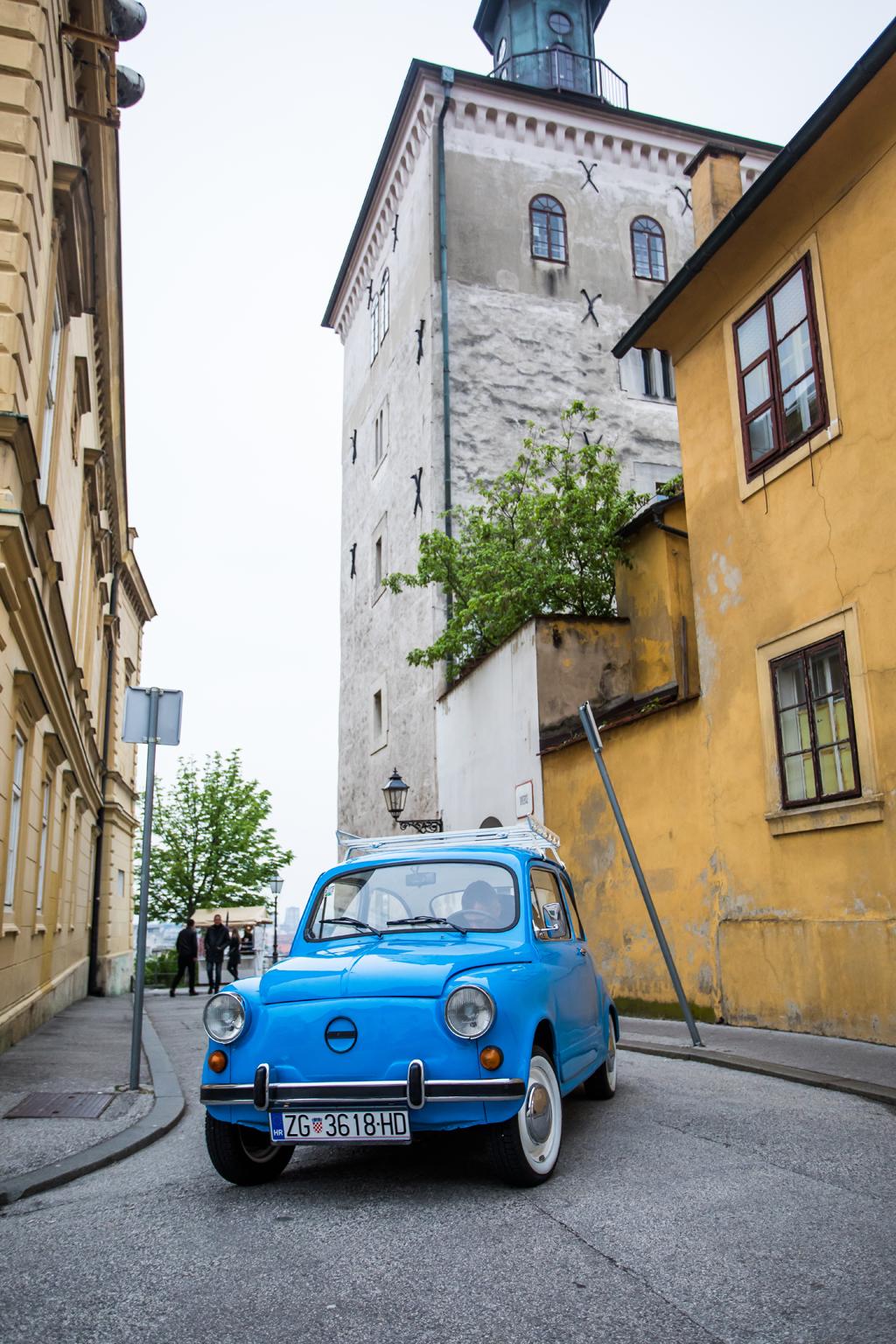 Zagreb Fićo Tour