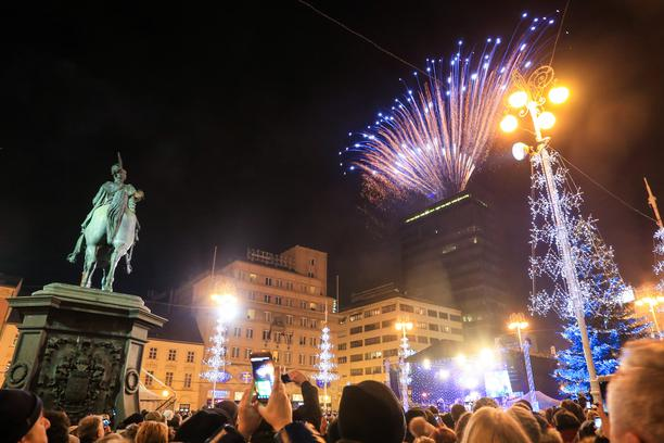 The best New Year's Eve – Zagreb 2020