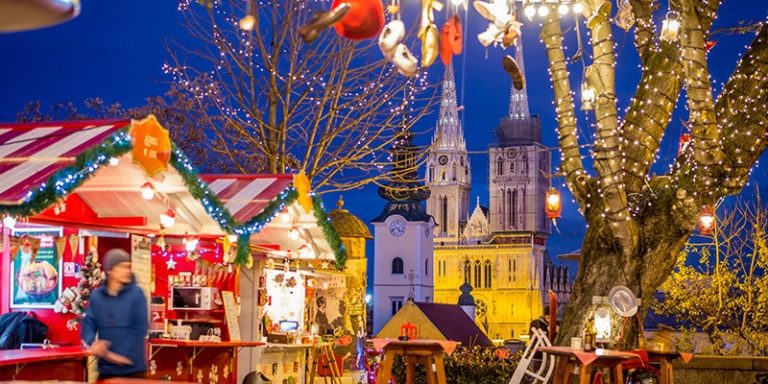 Local tips for Advent in Zagreb